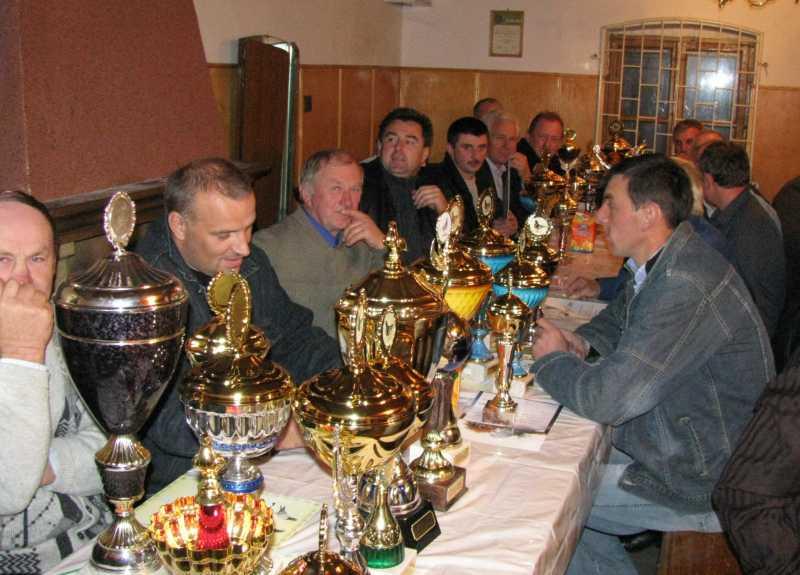 Zakończenie sezonu w sekcji Kikół